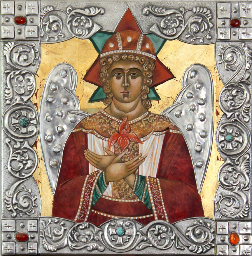 Angel of Silence Icon