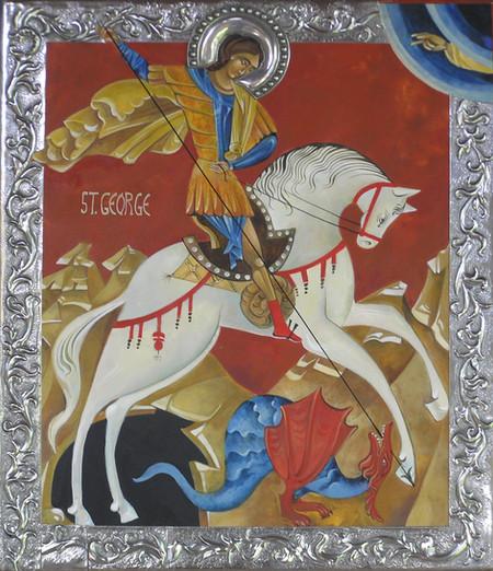 St George Icon