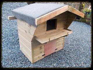 Barn Owl Box - Henry's Bird Boxes