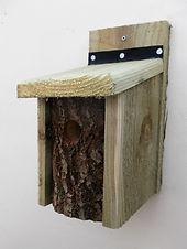 Basic Woodland Bird Box
