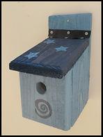 Special Edition Basic Bird Box Blue