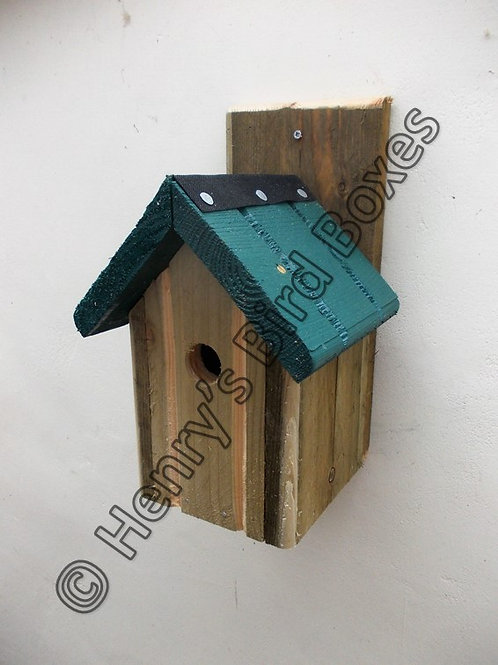 Build Your Own Kit - 'Classic' Bird Box