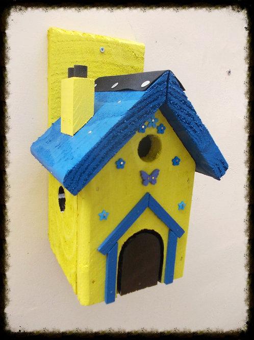 Enchanted Garden - 'Fairy House' Bird Box