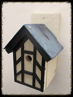Tudor Bird Box - Henry's Bird Boxes