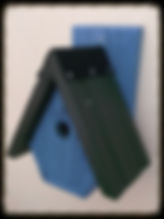 Alpine Bird Box - Henry's Bird Boxes
