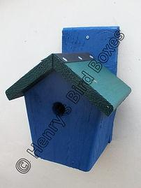 Cottage Bird Box Blue & Pine Green.jpg