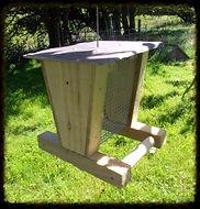 Peanut Feeder - Henry's Bird Boxes