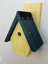 Spire Bird Box Yellow & Pine Green.JPG