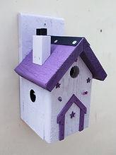 Pixie House Lilac & Purple