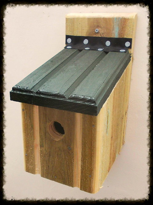 Build Your Own Kit - 'Basic' Bird Box
