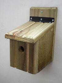 Basic Bird Box Natural