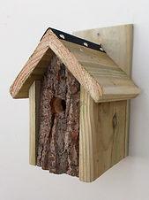 Classic Woodland Bird Box