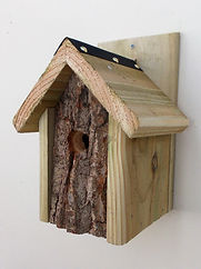 Classic Woodland Bird Box
