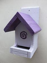 Beach Hut Cafe Lilac & Purple