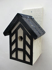 Tudor Bird Box