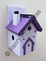 Pixie House Bird Box Lilac & Purple.jpg