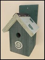 Classic Bird Box Special Edition Green