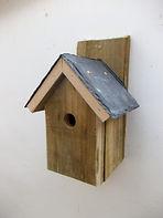 Classic Bird Box Single Slate