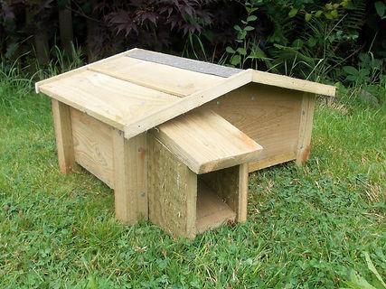 New Hedgehog House
