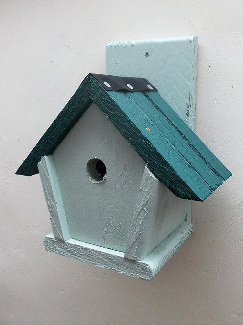 'Penthouse' Bird Box - Coloured Version