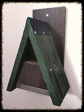 Peaked Robin Bird Box - Henry's Bird Boxes