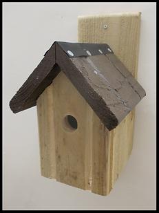 Classic Bird Box - Henry's Bird Boxes