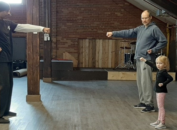 Kung Fu Family Classes