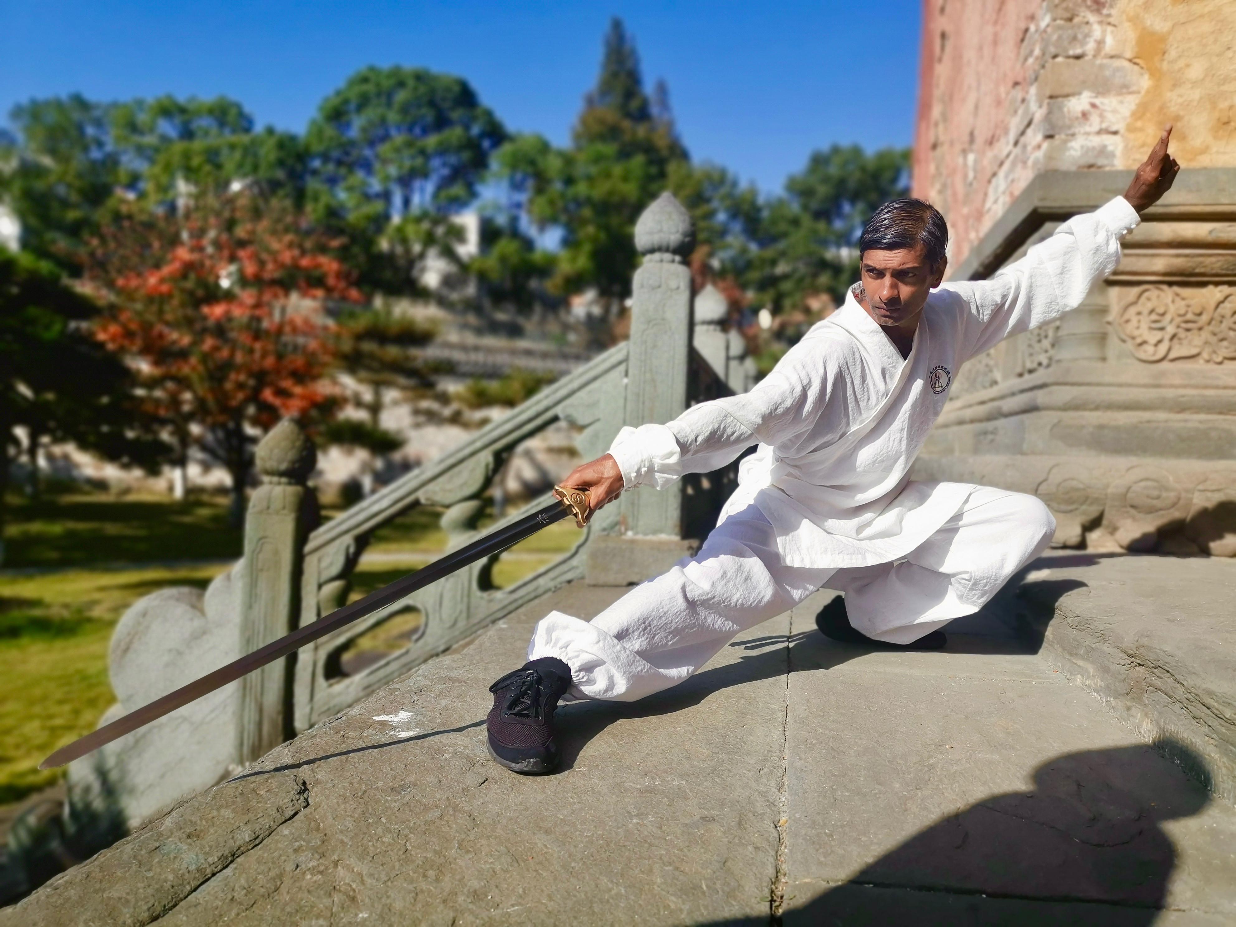 Kung Fu Basic Fist Form – Ji Ben Quan