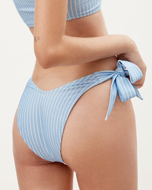 Santorini bikini bottom