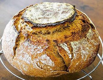 Görünürde eski yaptığım tartine ekmekler