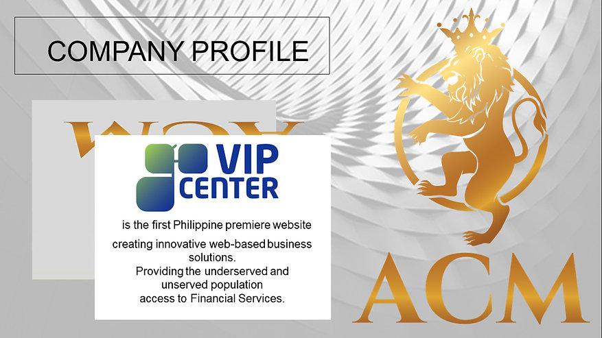 Go vip center - vip payment center