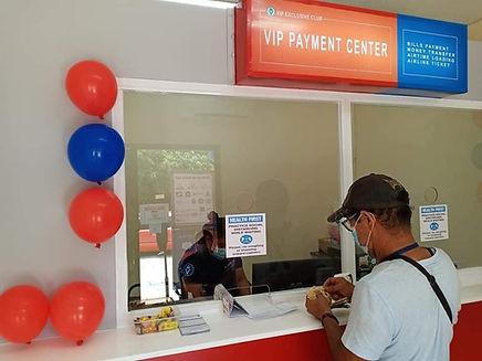 vip payment center franchise