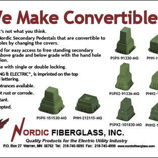 We Make Convertibles!
