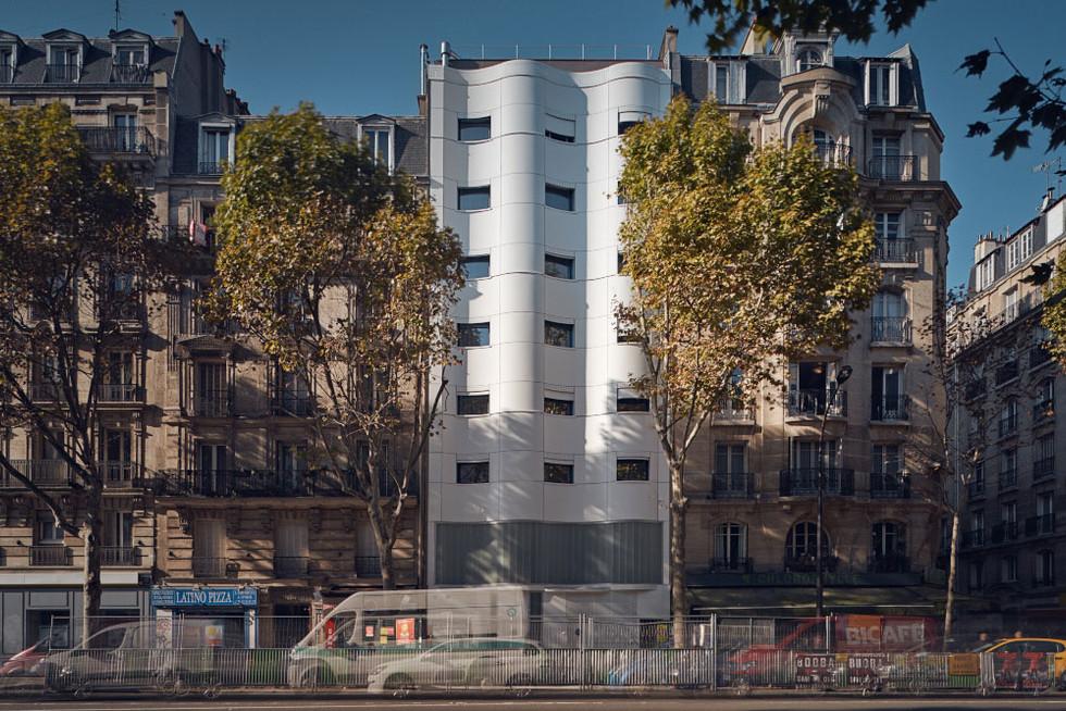 Logement Paris Ornano