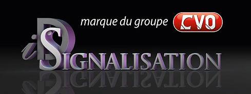 Logo IDSignalsation - Marque du groupe CVO
