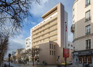 Maison des Solidarités Vincennes