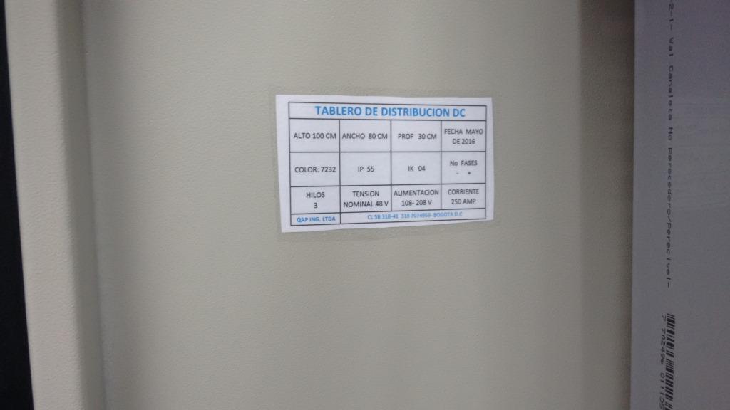 11 TABLERO DE DISTRIBUCION PDB 4