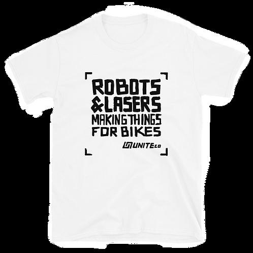 Unite Robots & Lasers T