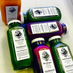 Juicing floods your system with powerful nutrients and antioxidants