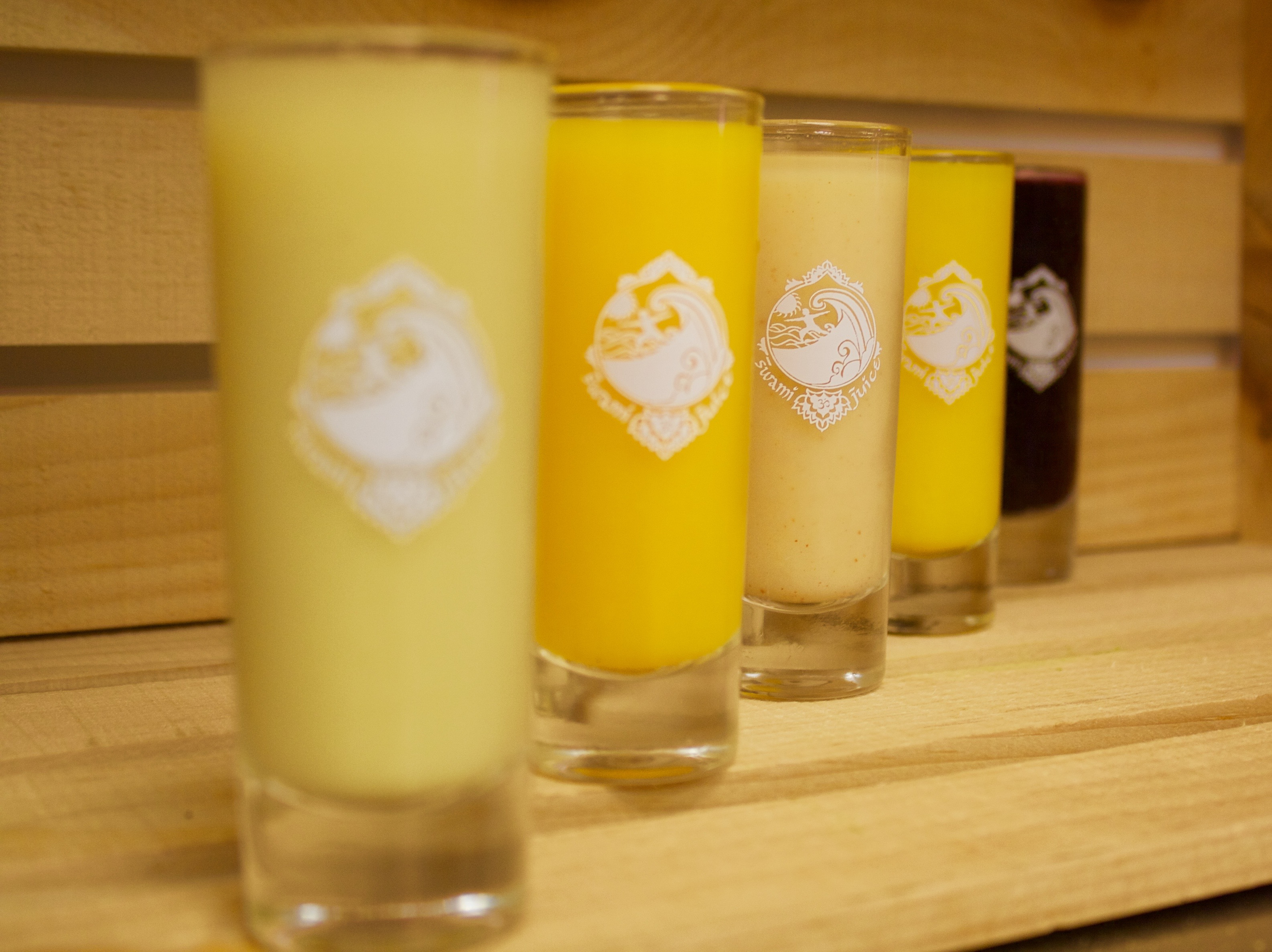 COLD PRESSED ENERGY SHOTS