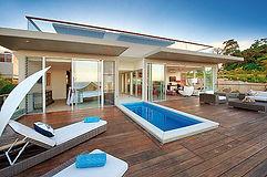 Ocean Blu Pools & Spas - Plunge Pools
