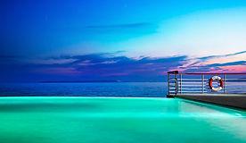 Ocean Blu Pools & Spas - Infinity Pools