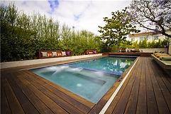 Ocean Blu Pools & Spas -Landscaping