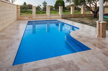 Ocean Blu Concrete Pool Construction - Handover