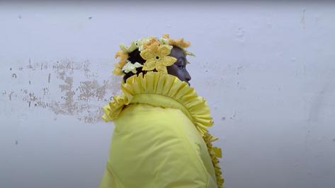 Stills from BTS video NCAD 2017