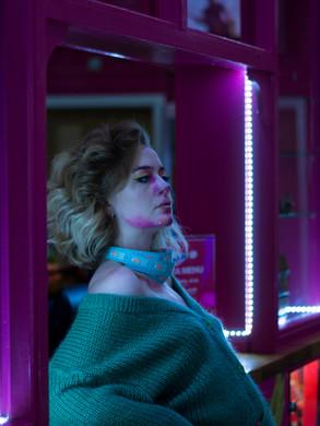 Photography: Julie Weber  Photography: Sophia Vigne Welsh Model: Katy Gaffney Make-up: Amber Sherlock