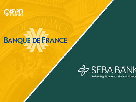 Bank of France Partners With SEBA Bank, Completed CBDC Pilot For Securities Transactions
