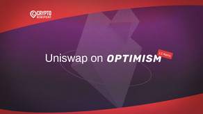 Uniswap v3 Launches Layer Two Scaling On The Optimistic Ethereum Mainnet