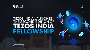 Tezos India Launches The Second Edition Of Tezos India Fellowship