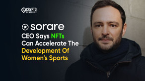 Sorare CEO Says NFTs Can Accelerate The Development Of Women's Sports